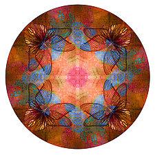 Circle 112 by Dario Preger (Color Photograph)