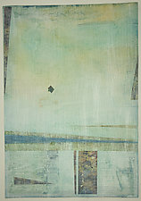 Beneath the Surface by Peggy Brown (Fiber Wall Hanging)