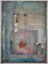 Variations by Peggy Brown (Fiber Wall Hanging)