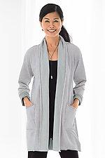 Celeste Fleece Jacket by Fenini  (Knit Jacket)