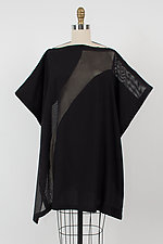 Hand Etched Square Tunic by Steve Sells Studio  (Woven Tunic)