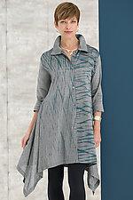 Libra Shibori Tunic by Steve Sells Studio  (Woven Tunic)