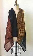 Mosaic Willow Vest by Steve Sells Studio  (Linen Vest)