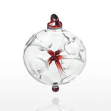 Firecracker by Adam  Thomas (Art Glass Ornament)
