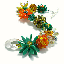 Nature's Smile by Kathryn Bowman (Beaded Bracelet)