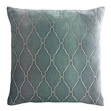 Arches Velvet Pillow by Kevin O'Brien (Velvet Pillow)