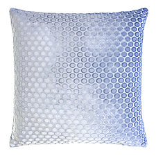 Dots Velvet Pillow by Kevin O'Brien (Velvet Pillow)