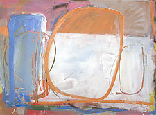 Trio by Peggy Klineman (Oil Painting)