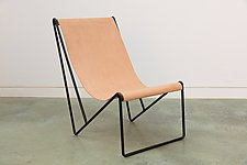 The Westminster Sling by Nava Studio (Leather Chair)