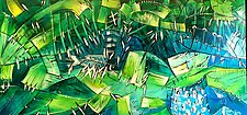 Abstract Landscape 2 by Miguel Fonseca (Acrylic Painting)