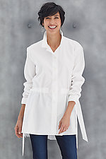 Lennox Cinched Shirt by Mona Thalheimer  (Woven Shirt)