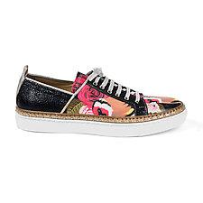 Tuileries Sneaker by La Bottega di Lisa  (Leather Shoe)