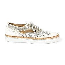 Barocco Sneaker by La Bottega di Lisa  (Leather Shoe)