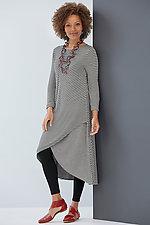 Edie Striped Dress by Lisa Bayne  (Knit Dress)