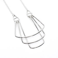 Deco Mini Necklace by Jera Lodge (Jewelry Necklaces)