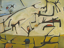 War of False Idols by Theresa Vandenberg Donche (Acrylic Painting)