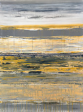 Beach Drive #7 by Gary Anderson (Acrylic Painting)