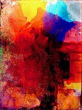 Long Pond 1 by Virginia Bradley (Oil Painting)