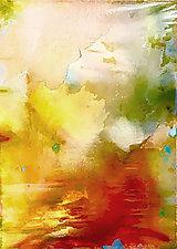 Soudan 7 by Virginia Bradley (Oil Painting)