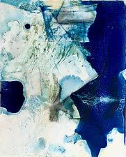Playa Santa 1B by Virginia Bradley (Oil Painting)