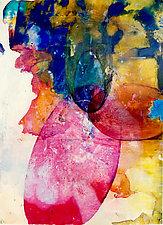 Soudan 15 by Virginia Bradley (Oil Painting)