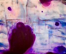 Soudan 13 by Virginia Bradley (Oil Painting)