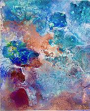 Playa Santa 10 by Virginia Bradley (Oil Painting)