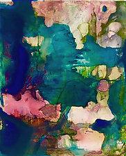 Playa Santa 11B by Virginia Bradley (Oil Painting)