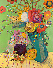 Whitney by Emily Fox King (Giclee Print)