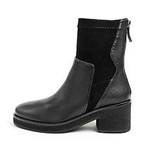 Blondie Boot by Homers Shoes (Leather Boot)