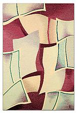 Window Dance by Rita Gekht (Fiber Wall Hanging)