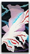 Dream of a Night Flower by Rita Gekht (Fiber Wall Hanging)