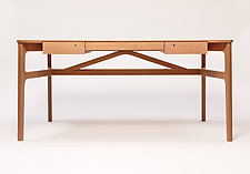 Taper Desk by Daniel Rickey (Wood Desk)