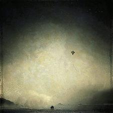 Kite by Gloria Feinstein (Color Photograph)