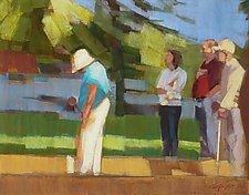 Beltrami Park by Nancy Grist (Giclee Print)
