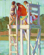 Summer by Nancy Grist (Giclee Print)
