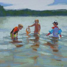 Minnows by Nancy Grist (Giclee Print)