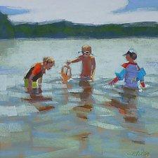Minnows by Nancy Grist (Giclee Print)