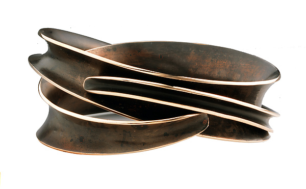 Double Wrapper Bangle