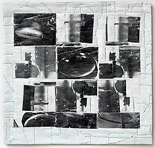 Essence by Joan Schulze (Fiber Wall Hanging)
