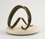Sculpture IV by Nancy Linkin (Bronze Sculpture)