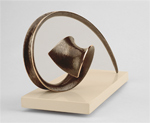 Sculpture V by Nancy Linkin (Bronze Sculpture)
