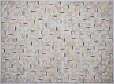 Earth Quilt #24: Lines II by Meiny Vermaas-van der Heide (Art Quilt)