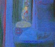 Lucky in the Deep by Heidi Daub (Acrylic Painting)