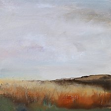 Open Field by Karen  Hale (Acrylic Painting)