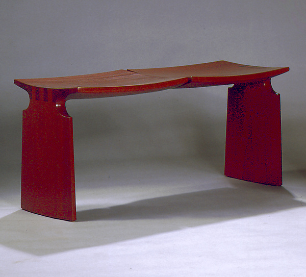 Museum of Fine Art Bench