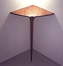 Corner Table by David N. Ebner (Wood Table)