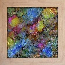 What a Riot by Patty Carmody Smith (Art Glass Mosaic)