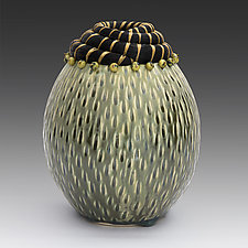 Harvest Vessel by Valerie Seaberg (Ceramic Vessel)