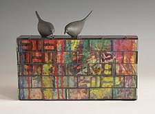 The View by Patty Carmody Smith (Mixed-Media Sculpture)